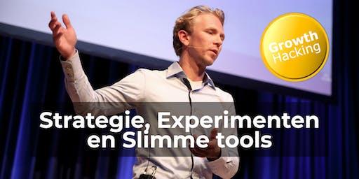 Growth Hacking Masterclass: Strategie, Experimenten en Slimme tools