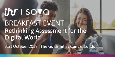 Rethinking Assessment for the Digital World tickets