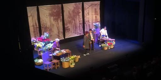 La Rambla de les Floristes de Josep Maria de Sagarra a la Festa del Roser