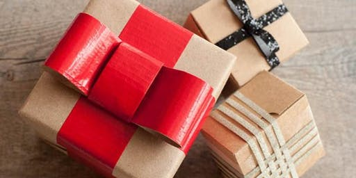 Community Learning - Christmas Gift Box Making - West Bridgford Library