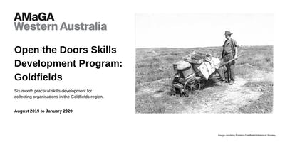 Open the Doors Skills Development Program - Goldfields