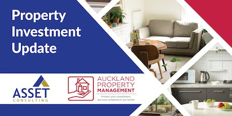 Property Investment Update tickets