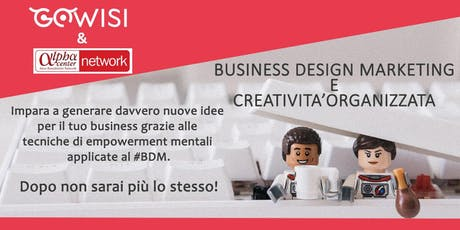 Business Design Marketing e creatività organizzata tickets