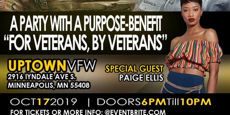 A Party With A Purpose Benefit ft. Paige Ellis tickets