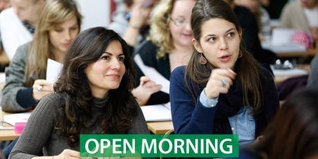 CNM Brighton - Free Open Morning tickets