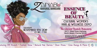 The Essence Of Beauty Cultural Women's Hair & Wellness Expo 2019