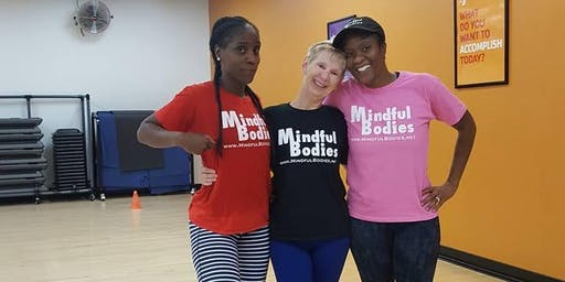 Mindful Bodies Thanksgiving Day 11/28/19 Dance Fitness Party