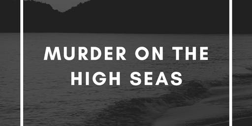 Sea-themed Murder Mystery Night at Cantina