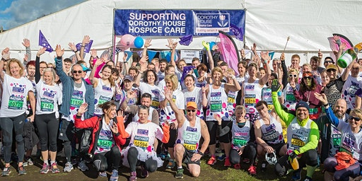 Bath Half Marathon 2020 - Dorothy House Silver Bond Places