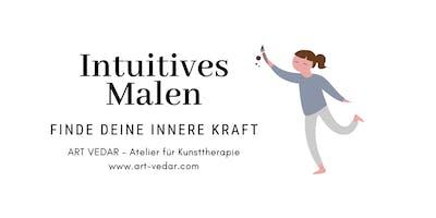 Intuitives Malen - Finde Deine Innere Kraft