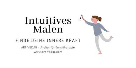 Intuitives Malen - Finde Deine Innere Kraft Tickets