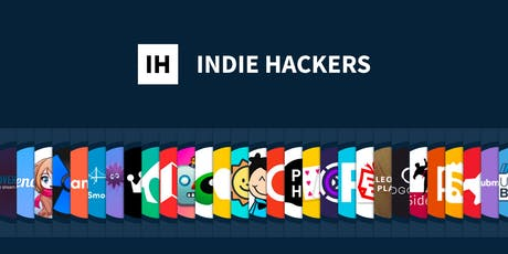 Indie Hackers Brussels Meetup tickets