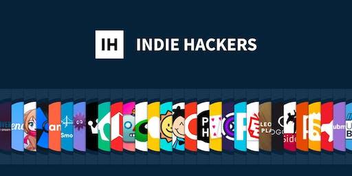 Indie Hackers Brussels Meetup