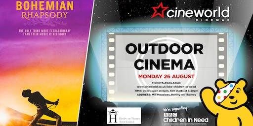 Cineworld presents Bohemian Rhapsody, Outdoor Cinema