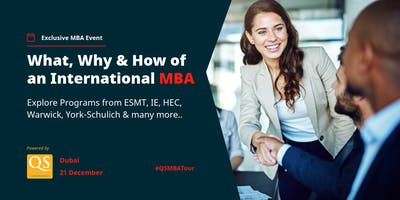 MBA Networking Day – Dubai 21 September