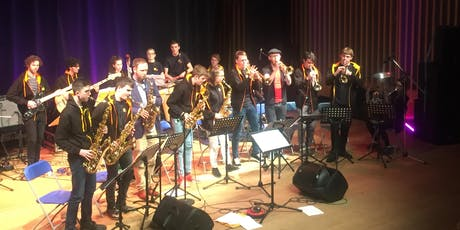 Jewish Music Institute Youth Big Band tickets