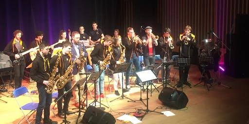 Jewish Music Institute Youth Big Band