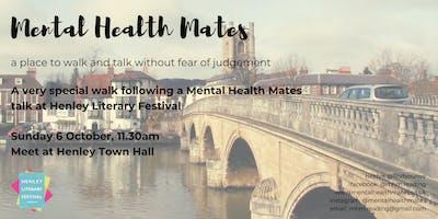 Mental Health Mates - Henley Literary Festival
