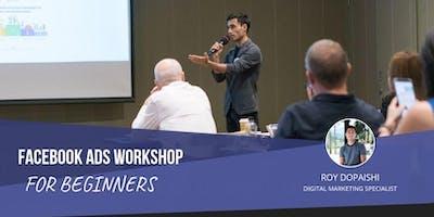 Facebook Ads Workshop for beginners