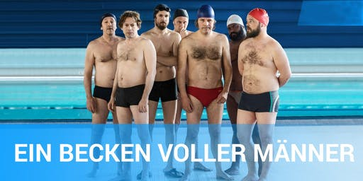 KINO: Ein Becken voller Männer