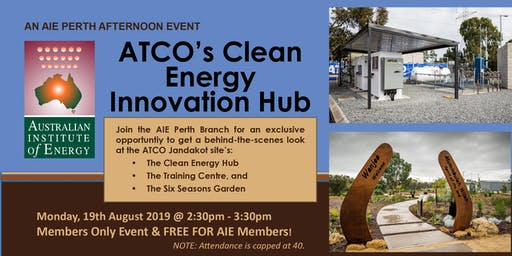 ATCO's Clean Energy Innovation Hub