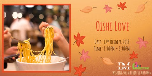 OISHI LOVE (50% OFF!)
