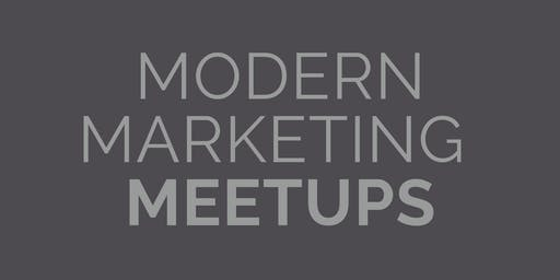 Modern Marketing Meetups