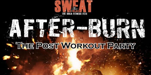 AFTER BURN: The post-workout after party
