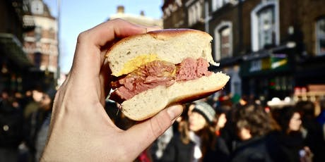 Shoreditch Secret Food Tour tickets