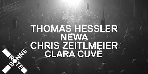 Thomas Hessler, Newa and more   at Rote Sonne