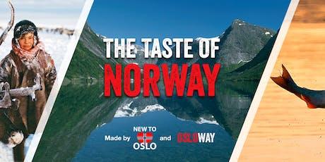 Foodie Time: The Taste of Norway tickets