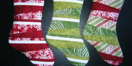 Community Learning - Sewing a Christmas Stocking - Arnold Library tickets