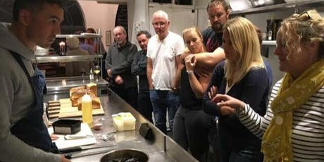 Mussel preparation workshop at Cantina tickets