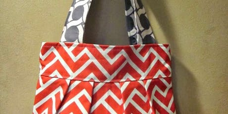 Community Learning - Sewing a Tote Bag - Arnold Library tickets