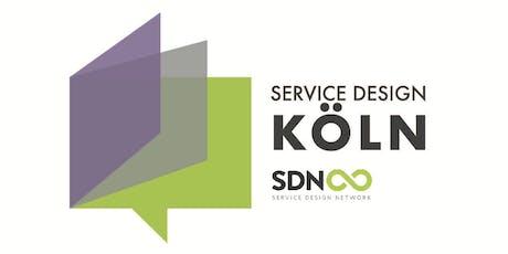 Service Design Köln - Service Design for Innovation and Start-ups tickets