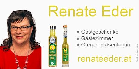 Zu Gast bei: Renate Eder / Kürbiskern-Spezialitäten Verkostung Tickets