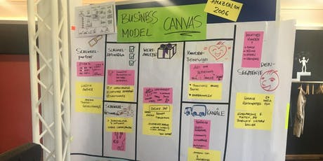 CANVAS - BUSINESS MODEL Tickets
