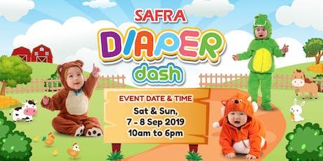 SAFRA Diaper Dash 2019 tickets