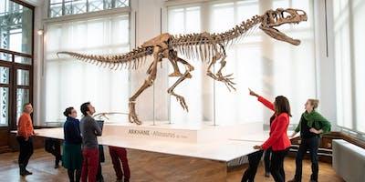 Allez:NL - Topstukkenrondleiding in het Museum voor Natuurwetenschappen
