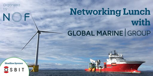 Networking Lunch with Global Marine Group