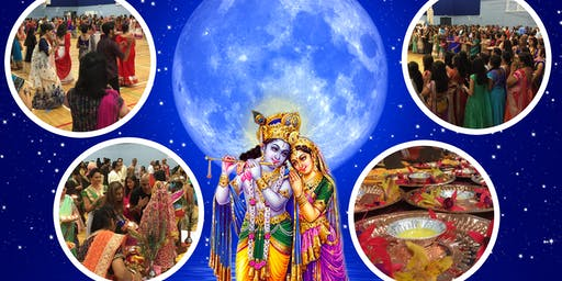 Sharad Purnima na Garba Ticket Entry