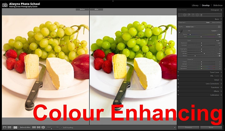 Photography Course 20-Lightroom Classic Part 1 Introduction  (Eltham) image