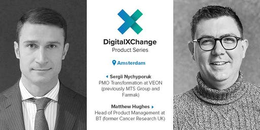 DigitalXChange Product Series Amsterdam