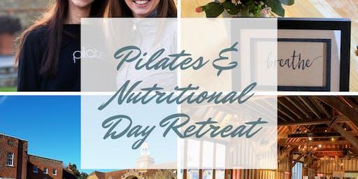Pilates & Nutritional Day Retreat