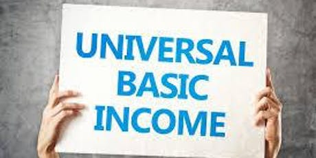 Universal Basic Income: What's the big idea?  tickets