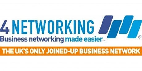 4 Networking Winchester lunch tickets
