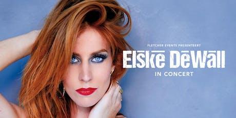 Elske DeWall in Steenwijk (Overijssel) 07-02-2020 tickets