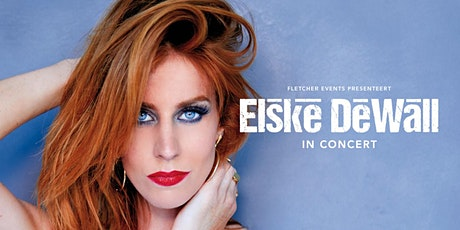 Elske DeWall in Leidschendam (Zuid-Holland) 29-02-2020 tickets