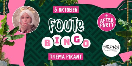 Foute bingo | City Theater tickets