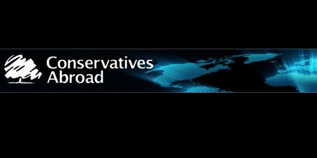 The Conservatives Abroad Annual Dinner 2019 tickets